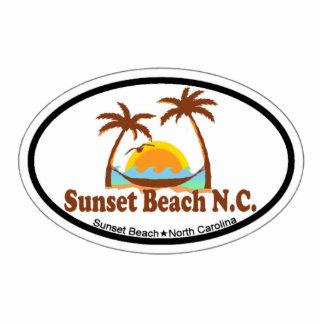 Sunset Beach. Statuette