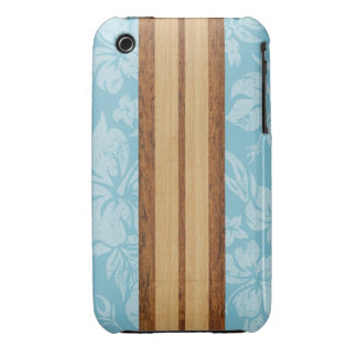 Sunset Beach Surfboard Barely There iPhone 3 Case-Mate Case