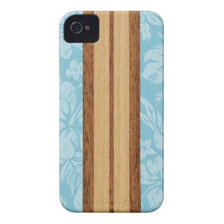 Sunset Beach Surfboard BlackBerry Bold Case