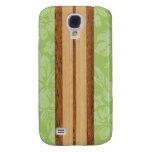 Sunset Beach Surfboard Hawaiian Samsung Galaxy S4 Case