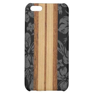 Sunset Beach Surfboard Hawaiian iPhone 5C Case