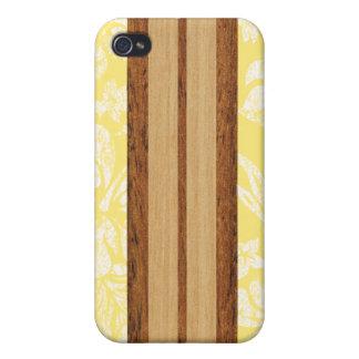 Sunset Beach Surfboard Hawaiian iPhone 4/4S Cover