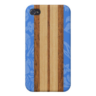 Sunset Beach Surfboard Hawaiian Case For iPhone 4