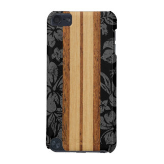 Sunset Beach Surfboard iPod Touch Cases