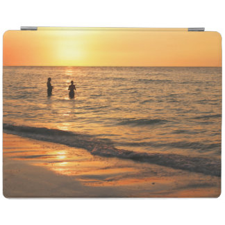 Sunset Beach Theme iPad Case iPad Cover