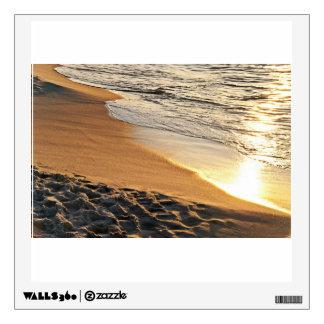 Sunset Beach Wall Sticker