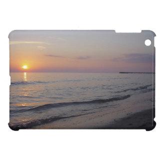 Sunset Beach Waves iPad Mini Case