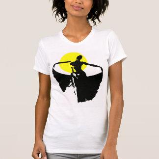 Sunset Bellydancer T-shirt