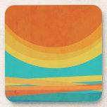 Sunset Beverage Coaster