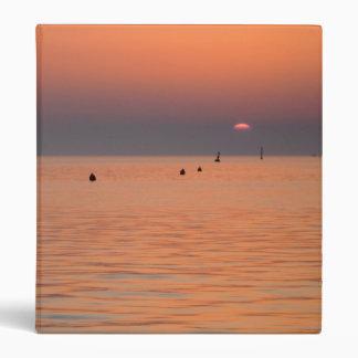 sunset vinyl binders