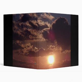 Sunset Binder