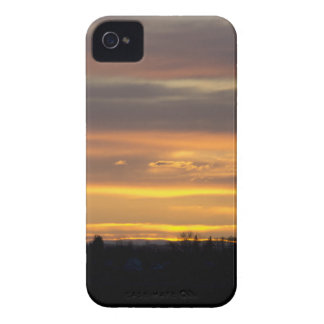 Sunset Blackberry Bold Case