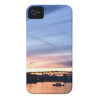Sunset Blackberry Bold Case-Mate iPhone 4 Cover