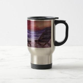 Sunset Bliss Travel Mug
