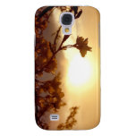 """Sunset Blossom"" Chinese Cherry Blossoms Samsung Galaxy S4 Cases"