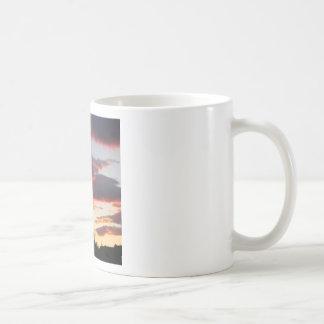 Sunset Blue Night Fall Coffee Mug