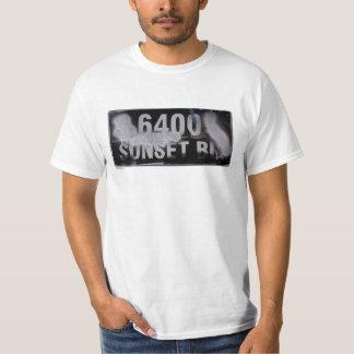 Sunset Blvd 1 T-shirt