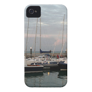 Sunset & boats, Isle of Wight iPhone 4 Case