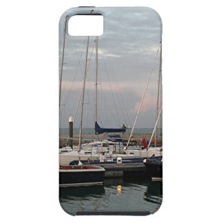 Sunset & boats, Isle of Wight iPhone SE/5/5s Case