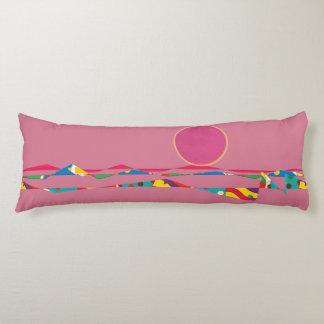 Sunset Body Pillow