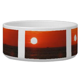Sunset Booze Cruise Bowl
