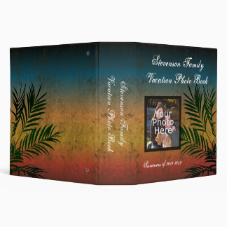 Sunset Branches Photo Book Binder