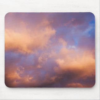 Sunset Breakup Mouse Pad