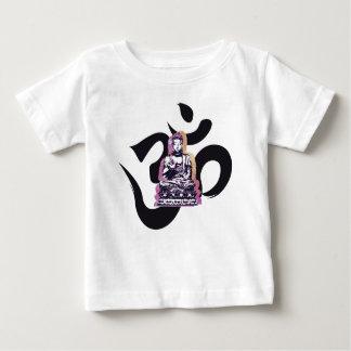 Sunset Buddah Ohm Baby T-Shirt