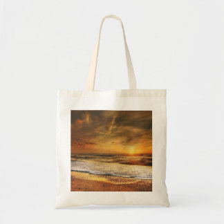 Sunset Budget Tote