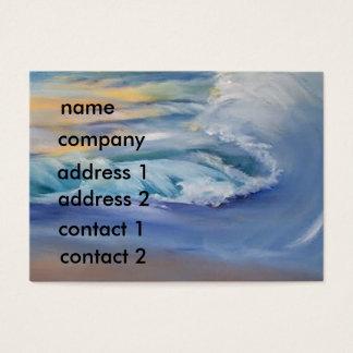 SUNSET...business card
