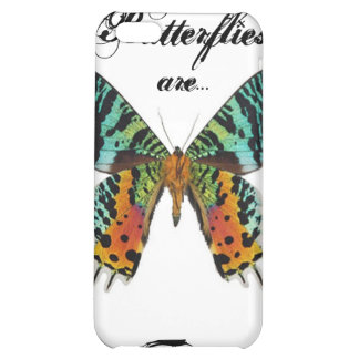Sunset Butterfly Case For iPhone 5C