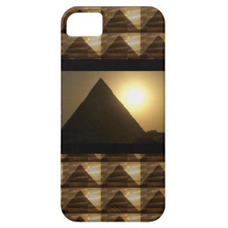 Sunset by PYRAMIDS of Egypt : Vintage Architecture iPhone 5 Covers