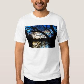 Sunset by the Lake T-shirts
