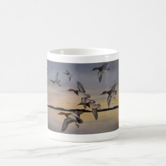 Sunset Canvasbacks Coffee Mug