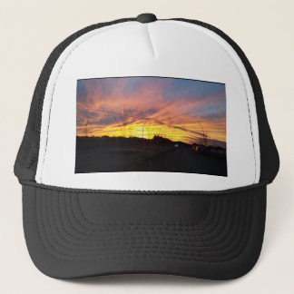 Sunset cap