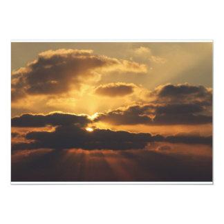 Sunset Card