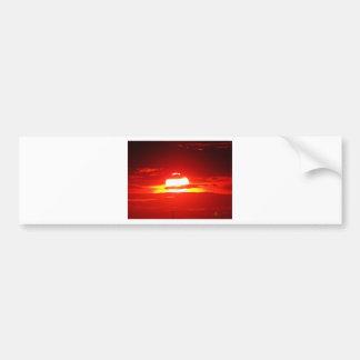 Sunset Celebration Gifts Bumper Sticker