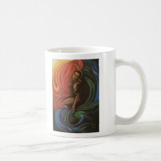 'Sunset' ceramic mug
