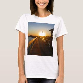 Sunset Charleston SC  Mouse Pad T-Shirt
