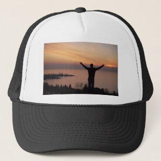 Sunset Cliff Trucker Hat