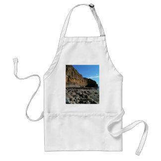 sunset cliffs adult apron