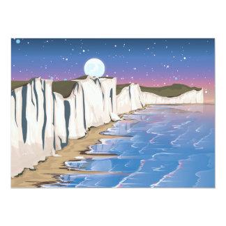 Sunset Cliffs by the Ocean Card