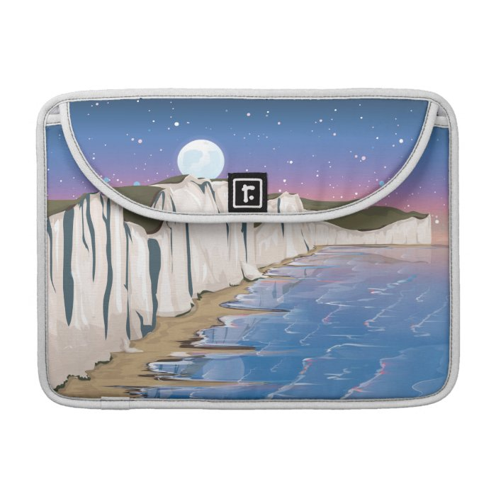 Sunset Cliffs by the Ocean MacBook Pro Sleeve