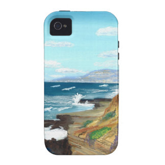 Sunset Cliffs Vibe iPhone 4 Cover