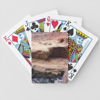 Sunset Cliffs San Diego CA Bicycle Playing Cards