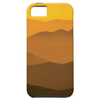 Sunset Clingmans Dome Mountains North Carolina iPhone 5/5S Cover
