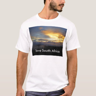 Sunset clouds at God's Window T-Shirt