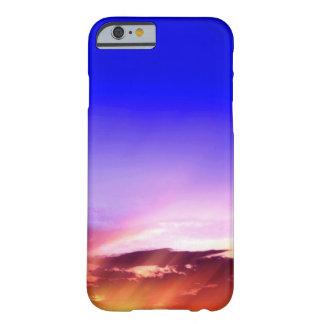 Sunset Clouds & Blue Sky iPhone 6 Case