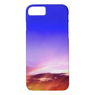 Sunset Clouds & Blue Sky iPhone 7 Case