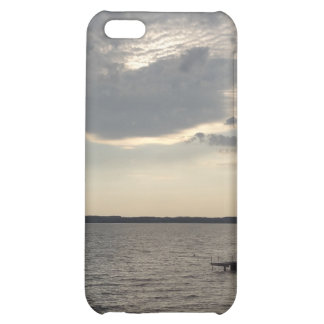 Sunset Clouds Cayuga Lake NY Case For iPhone 5C